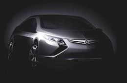 Opel Ampera par l'Oeil de Lynx