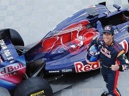 Daniel Ricciardo : « En F1 en 2012 »