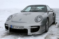 Future Porsche 997 GT2 : la bête est prête à bondir !