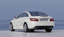 Mercedes Classe E Coupé par l'Oeil de Lynx