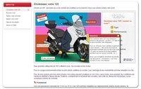 Prévention Routière : moto 125, un espace intéractif dédié aux usagers