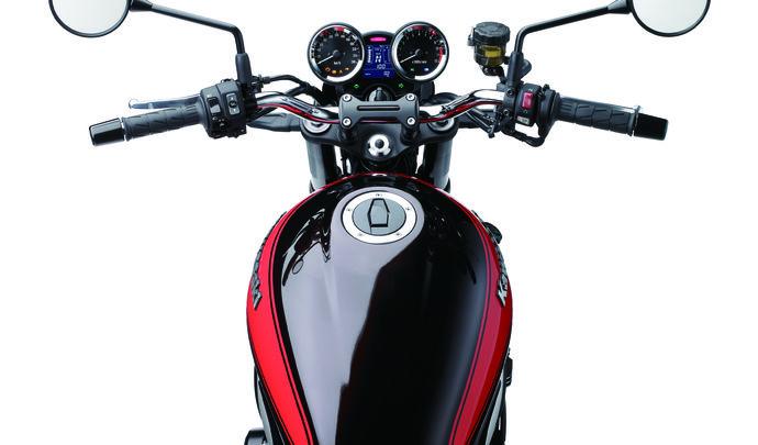 Nouveauté 2018: Kawasaki Z900RS