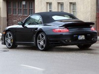 Future Porsche 997 Turbo Cabriolet : imminente