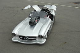 Essen Show : Mercedes 300 SL Dragstar