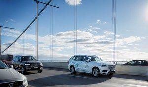 Volvo cherche de nombreux ingénieurs pour voitures électriques et autonomes