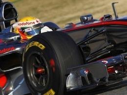 Hamilton : « Notre voiture est différente »