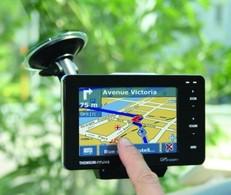 Le GPS permet de moins polluer !