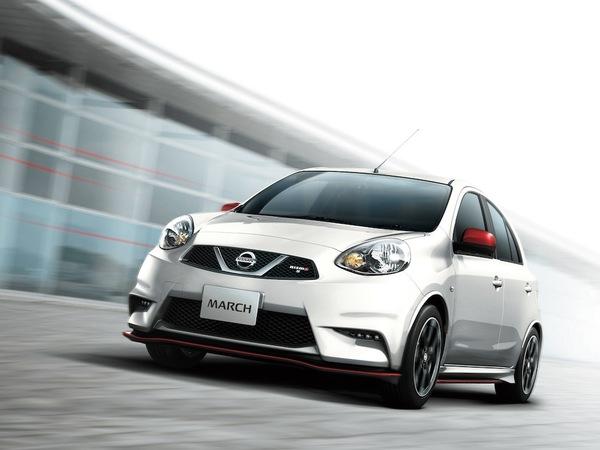 Nissan Nismo Micra : uniquement pour les Japonais