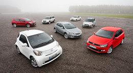 Voiture de l'année 2010 : la VW Polo élue
