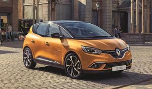 Crash-tests : le Renault Scénic fait très bonne figure