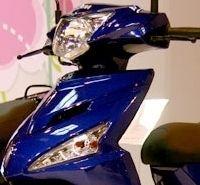 Nouveauté scooter 2008 : Sym Cleo 125