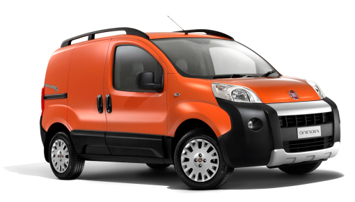 le fiat fiorino lectrique a effectu 586 km en 12 h. Black Bedroom Furniture Sets. Home Design Ideas