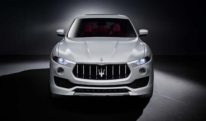 Maserati lancera un deuxième SUV en 2020