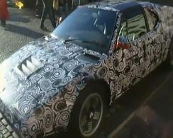 Spyshot illogique : une BMW M1 recouverte de camouflage. Mais pourquoi ?