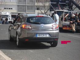 Le Renault Megane Sport Tourer débusqué