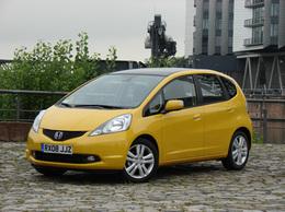500 000 Honda Jazz écoulées en Europe
