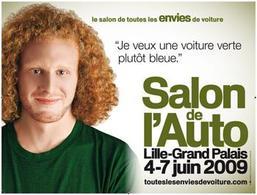 Le Salon de l'Auto de Lille 2009 n'ouvrira pas ses portes