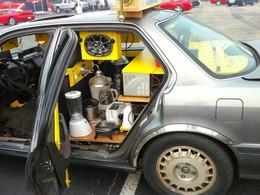 Saucisse du vendredi : Honda Accord DJ-camping-car