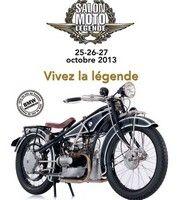Salon Moto Légende: la seizième édition, c'est ce week end à Vincennes.