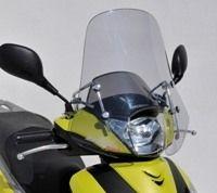 Pare-brise Ermax : Sportivo ou Mini Sportivo pour scooter à grandes roues.