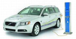 Des autos hybrides rechargeables signées Volvo et Vattenfall