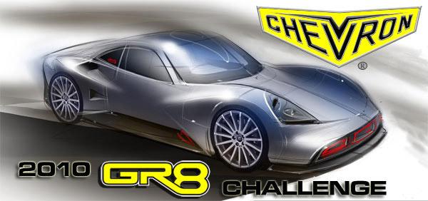 Future Chevron GR8 : renaissance pour un challenge