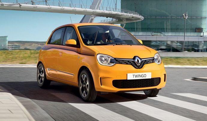 Renault Twingo restylée (2019) : à partir de 11 400 €