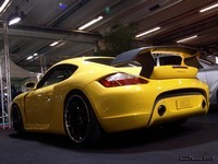 Photo du jour : Porsche Cayman Techart