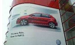 La Volkswagen Polo s'affiche déjà!