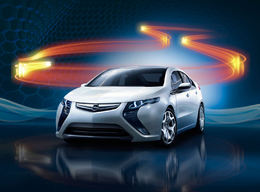 Opel Ampera : la photo officielle