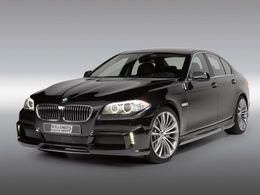 BMW Série 5 par Kelleners Sport : une gueule qu'on M
