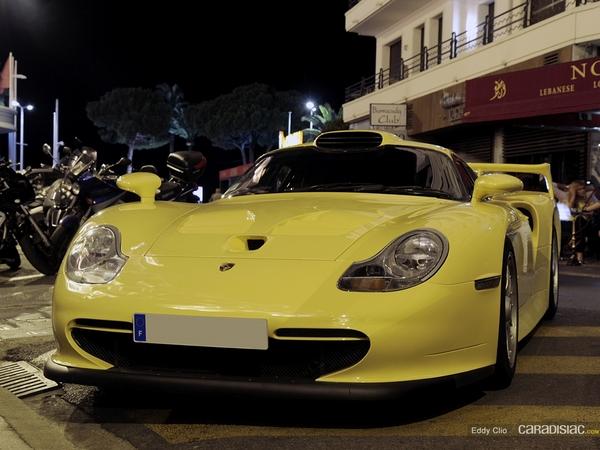 Photos du jour : Porsche 911 GT1 Straßenversion