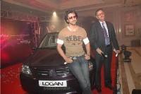 Mahindra Renault Logan Edge: tendance bling bling