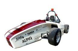 La Hyb-alpha : une voiture de course hybride