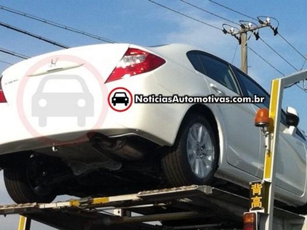 Nouvelle Honda Civic : c'est elle