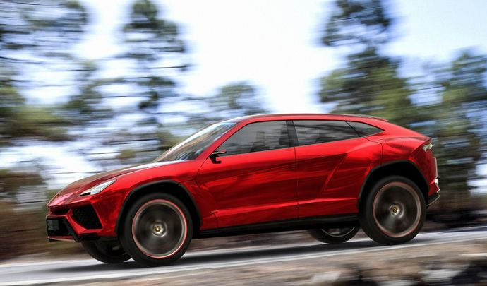 Avec son SUV, Lamborghini veut féminiser sa clientèle