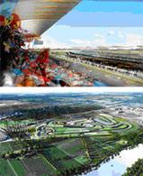 Bientôt un circuit de F1 à Sarcelles ?!!