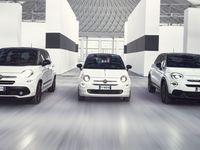 Salon de Genève 2019 - Fiat: une série spécialepour fêter les 120 ans