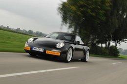 eRUF, une Porsche 911 électrique signée Ruf
