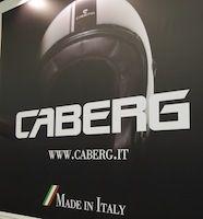 Caberg: SEMC devient le nouveau distributeur français