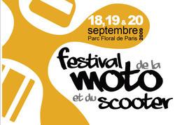 Le Festival de la Moto et du Scooter prévu en septembre 2009