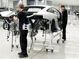 La McLaren MP4-12 C débute sa production