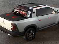 Salon de Sao Paulo 2014 - Le Renault Duster Oroch (pick-up) enfin dévoilé! (photos et vidéo)