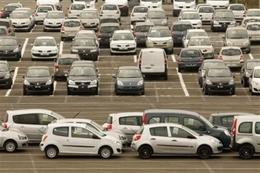 Les ventes de voitures particulières neuves en hausse en mai 2009
