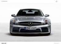 Wallpapers : Mercedes SL65 AMG Black Series