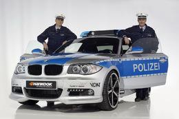 Midi Pile - Polices du monde : la France en Focus RS, l'Italie en Gallardo et l'Allemagne en... BMW AC Schnitzer