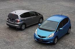 La Honda Jazz sera hybride en 2010