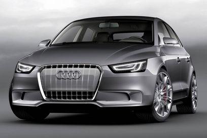 Future Audi A1 : elle vise la Mini