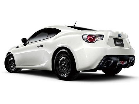 Subaru BRZ : deux versions plus légères pour l'Angleterre
