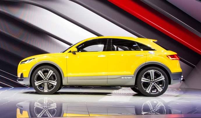 S Audi Depose Les Noms Q Et Sq Pour Un Futur Vehicule Sureleve